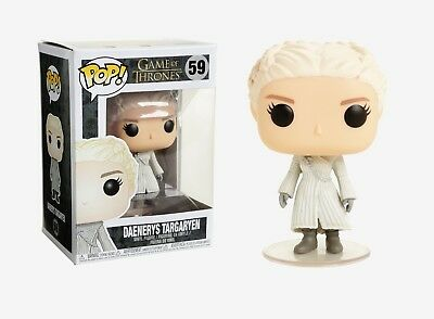 Funko Pop Game of Thrones™: Daenerys Targaryen Vinyl Figure Item #28888