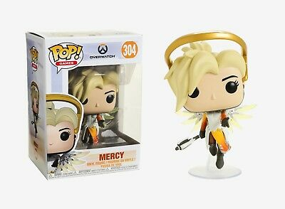 Funko Pop Games: Overwatch - Mercy Vinyl Figure Item #29047