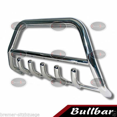 MERCEDES W639 VITO VIANO 2004-2014 Stainless Steel A-Bar Nudge Bar  Bull Bars