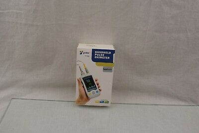 Yonker YK-820MINI Handheld Pulse Oximeter Fingertip Oximetro Mini Palm 11G2