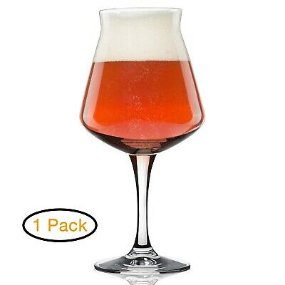 Nucleated Teku 3.0 Beer Glass by Rastal - Nucleation Pint Glasses for Better ...