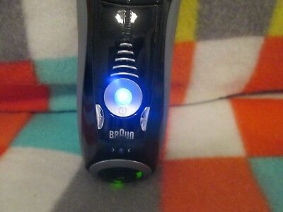 Braun Series 7   Men's Electric Foil Shaver/ Electric Razor- SHAVER ONLY BLACK