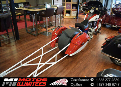 2017 Indian Chieftain Dragster Nitro  Indian Chieftain Dragster Nitro