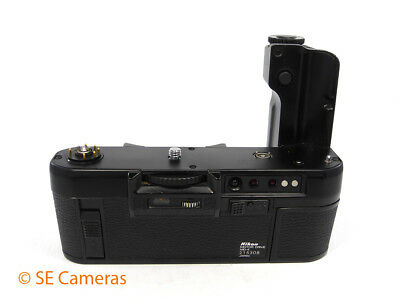 Nikon Md-4 Motor Drive *excellent Condition* For Nikon F3* Secameras Uk