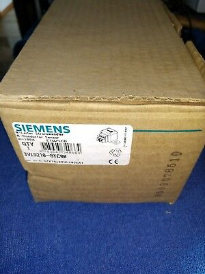 Siemens 3VL9210-8TC00 Current Transformer Neutral Conductor Sensor 100 Amp NIB