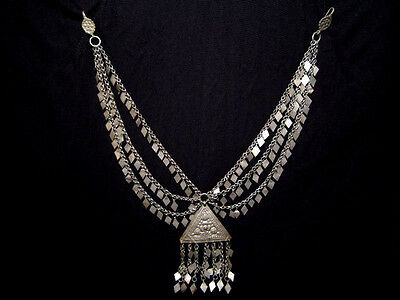 EXTREMELY RARE ANTIQUE 1800s. SILVER JEWELRY from the BALKANS!!!