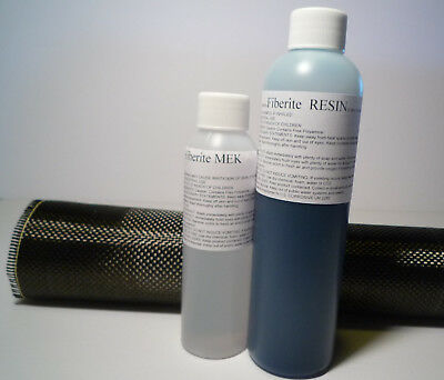 carbon fiber cloth kit and epoxy resin for repair