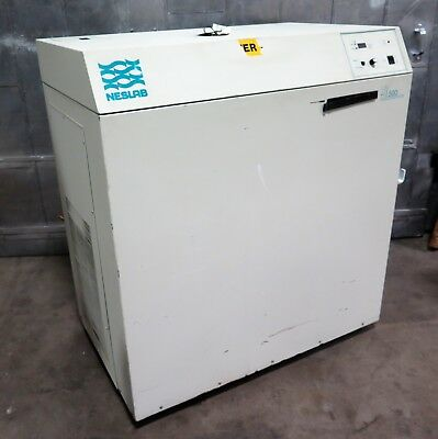 Neslab HX 500 Recirculating Chiller BOM # 391209300200