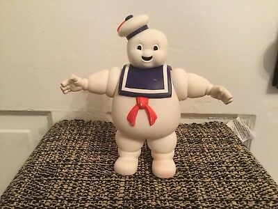 """Vintage 1984 Columbia Pictures 7"""" Stay Puft Marshmallow Man Ghostbuster Figure"""