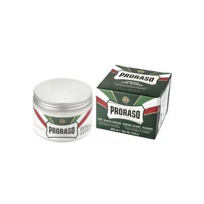 Proraso Pre and Post Shave Cream 300ml Razor Burn Made in Italy / SAME DAY POST