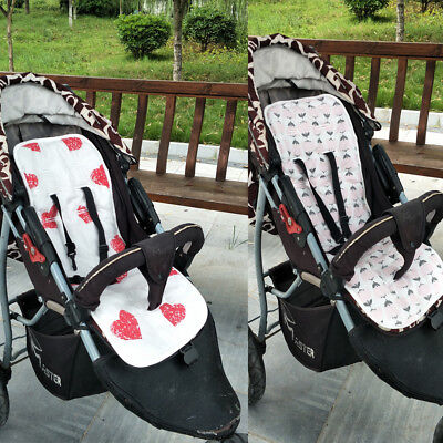 Baby Children Trolley Stroller Pushchair Soft Seat Liner Pad Cushion Mat  CE