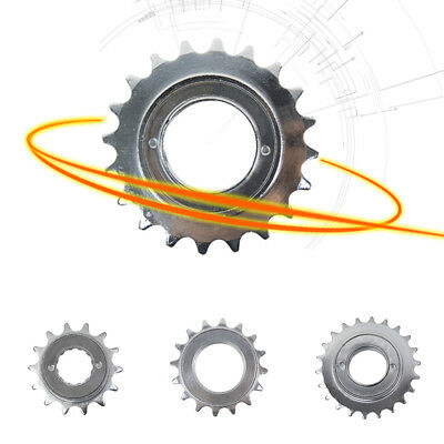 Single Speed Bicycle Freewheel 14-24 Teeth Bike Sprockets Flywheel Sprocket Gear