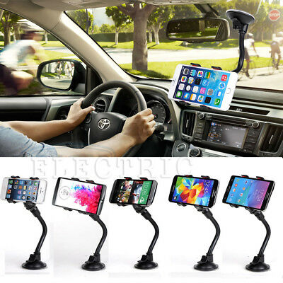 Universal Car Windshield Dashboard Suction Cup Mount Holder Stand For Phone GPS