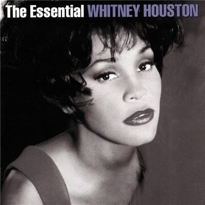 WHITNEY HOUSTON - The Essential 2 CD *NEW* Greatest Hits