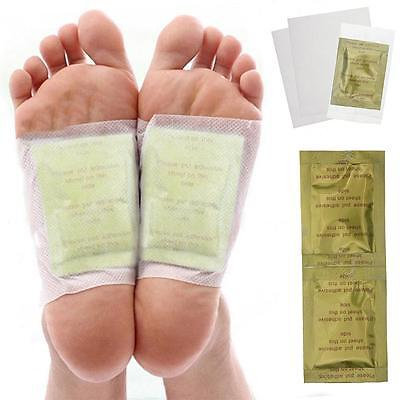 Detox Foot Pad Patch Detoxify Toxins Adhesive Keeping Fit Health Care OF