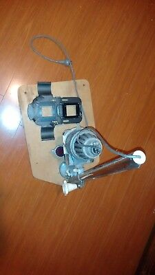 Opemus IIA / 2A - Ancient / Retro Darkroom Enlarger WORKING BULB