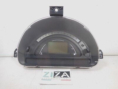 Quadro Strumenti Display Citroen C3 1.4 66kW 90Cv 8HY 2004 P9652008280G