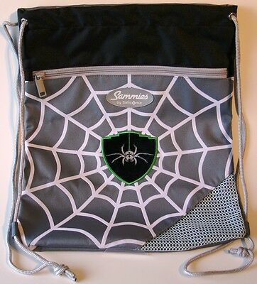 "Sammies by Samsonite® Sportbeutel Turnbeutel Spinne ""Spider Cruz"" - NEU !"
