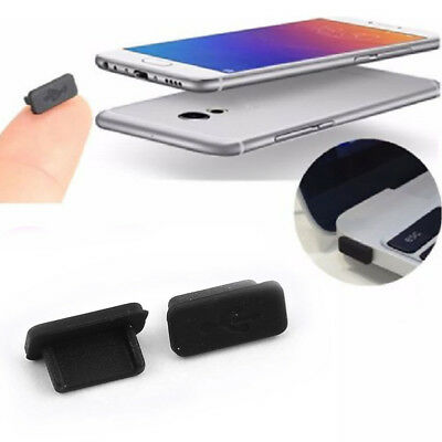 Lot USB-C 3.1 Anti Dust Plug Port Protection for Samsung Huawei HTC Type c phone