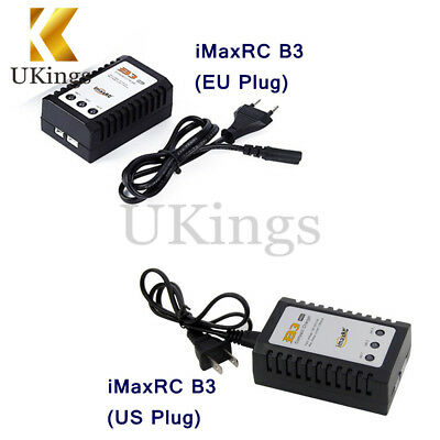 iMax iMaxRC B3 Pro 2S 3S Lipo Battery Balance Compact Charger For RC Helicopter