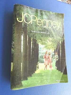 JCPenny 1975 Spring & Summer Catalog, 1139 Pages
