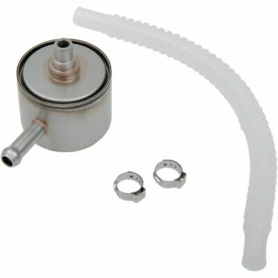 Drag Specialties Fuel Filter Kit for Harley Softail Road King FL ST EFI Models