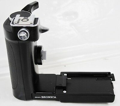 Bronica Speed Grip E for ETR, ETRS, ETRSi Boxed - ST33409