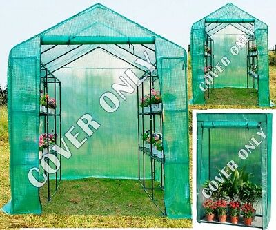 TOMATO GREENHOUSE GARDEN Green Grow House Cold Frame Reinforced ...