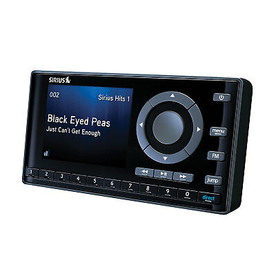 SiriusXM Starmate 8 Satellite Radio Receiver with Vehicle Kit ST8TK1C