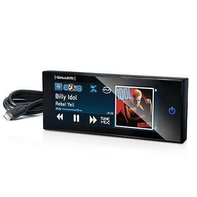 SiriusXM - Commander Touch Satellite Radio Receiver with Vehicle Kit SXVCT1C
