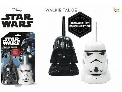 IMC Toys Spielzeug Star Wars Walkie Talkie Face