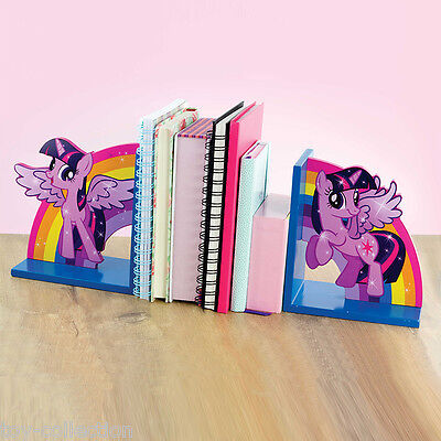 Princess Twilight Buchstützen - Mein kleines Pony / My Little Pony book ends