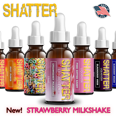 Shatter Liquidizer - Wax Blend - New Flavors - Fast Shipping