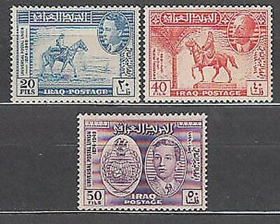 Iraq - Mail Yvert 177/9 Mh UPU