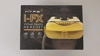 Hype I – FX virtual reality headset compatible with all smart phone devices
