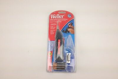 New - Weller BP645 Battery Powered Mini Soldering Iron - Free Shipping