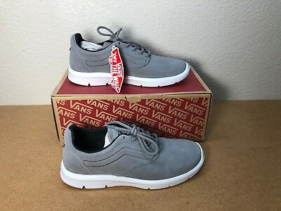 9fe1a83efb NEW VANS MENS Size 6 Womens Size 7.5 ISO 1.5 Mesh Grey -  41.64 ...