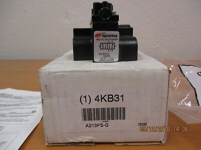 New IRO Ingersoll-Rand A213PS-G Pneumatic Valves (4KB31)