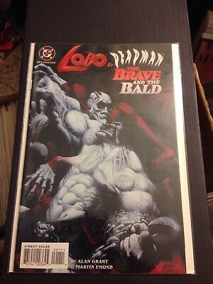 Lobo & Deadman the Brave and the Bald DC Comics