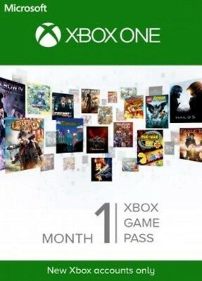 Xbox Game Pass 1 Month - Trial Version - INSTANT DISPATCH