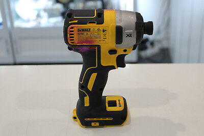Used - DeWalt DCF887-XE Cordless Brushless Impact Driver 18V - Skin Only