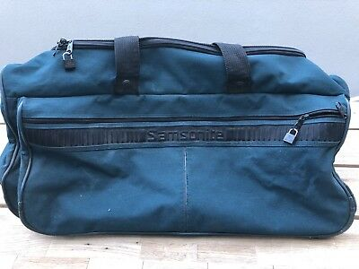 Samsonite Duffle Duffel Bag - Bargain Clearance Item To Make Room