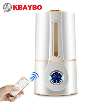 KBAYBO Air Diffuser 3L fogger Ultrasonic Air Humidifier with remote control
