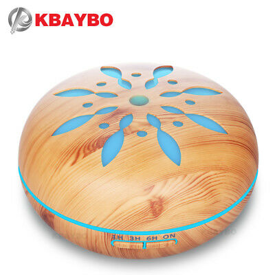 KBAYBO Air Humidifier Essential Oil Diffuser Aroma Lamp Aromatherapy Electric