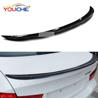 Performance Carbon Fiber Trunk Spoiler Boot Lip for BMW 3 Series E90 4Door 05-11