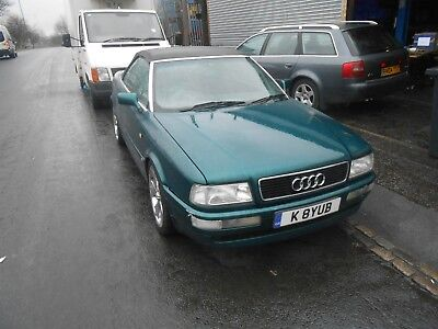 Audi 80 2.3 Auto Cabriolet Breaking For Parts !!!