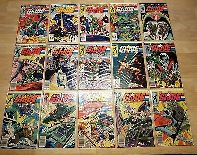G.I. Joe - Action Force - Comics - grosse Sammlung