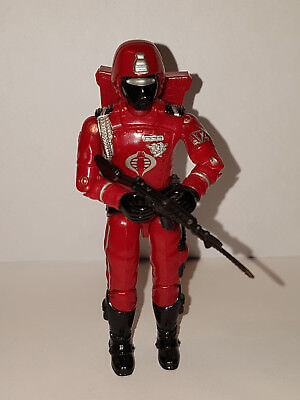 G.I. JOE COBRA ACTION FORCE - Crimson Guard - 1985 - 100% komplett vintage
