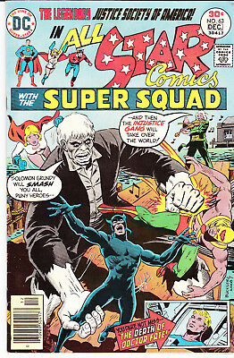 All-Star Comics #63 Justice Society of America