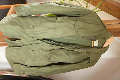 Original M51 Field -Jacket, US Army,Korea. Suedehead, Scooter, Mod, SHARP,Small